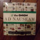 NEW The Onion 2004 Day by Day Desk Calendar