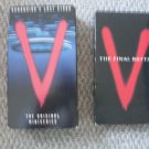 Lot 3 VHS tapes V The Original Miniseries 1983 The Final Battle 1984