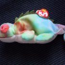 Iggy  Beanie Babies 1997 with tags Lizard Iguana