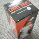 NIB Chris Davis Bobblehead 9/29/2013 Baltimore Orioles
