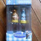 NEW Remy Ratatouille Pixar Cheese Spreaders Boxed Set