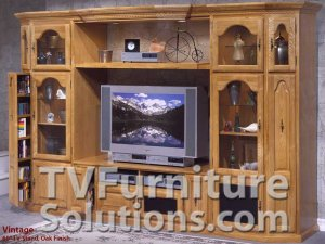 Classic Entertainment Center
