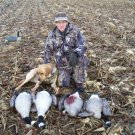 MICHIGAN REGULAR SEASON GOOSE HUNTING