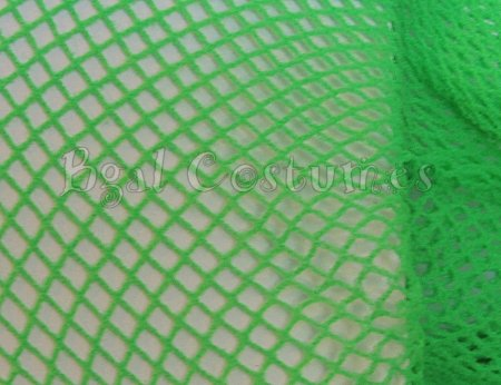 Grass Green Fishnet Pantyhose~Hose~Stockings~One Size~Halloween