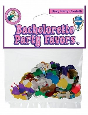 Bachelorette Party Sexy Risque Foil Confetti~Supplies