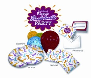 Penis Party Supplies 45