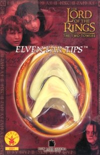 Lord of the Rings Costume Ears~Tips~Halloween~Elven