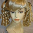 Curly Pigtails Wig~Many Colors (Black, Blonde, Pink, Blue & More) - Anime, Cosplay & Costume