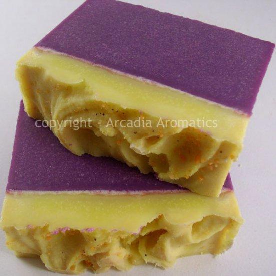 Bergamot & Violet Handmade Soap