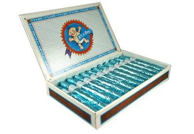 It's a Boy Chocolate Cigars for new baby boy