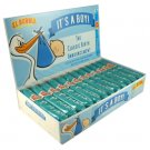 It's a Boy Blue Bubble Gum Cigars for new baby boy