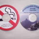 Stop Smoking + Self Confidence through Hypnosis 2 CD System