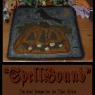 "Rug Hooking & Punch Needle Pattern EBooklet ""Spellbound"""