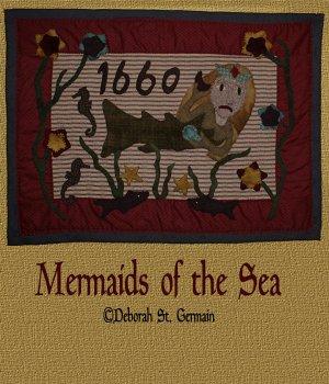 Ebooklet: Mermaids of the Sea