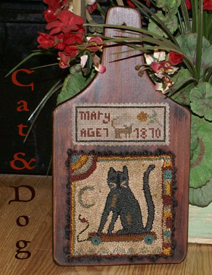 Cat and Dog E-Pattern Set