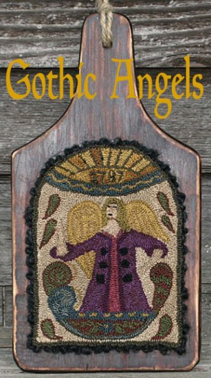 Gothic Angels E-Patterns