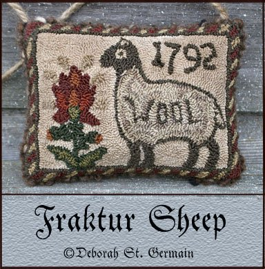 Fraktur Sheep