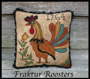 Fraktur Roosters