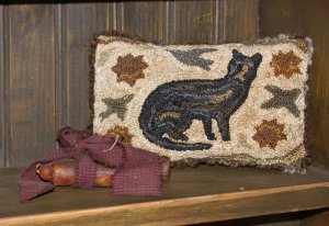 Antique Black Cat EPattern