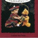 Hallmark Lucinda & Teddy Special Edition 1994 NIB