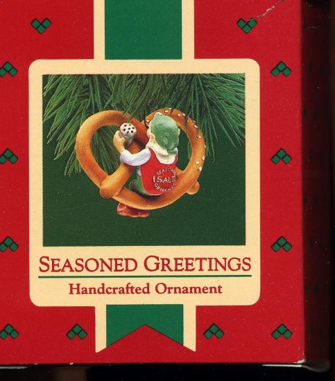 Hallmark Seasoned Greetings 1987