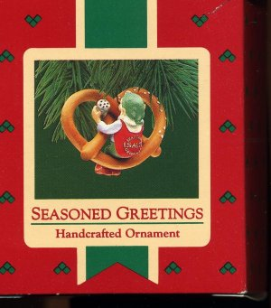 Hallmark Seasoned Greetings 1987