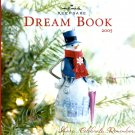 Hallmark Keepsake Dream Book 2005 - Dreambook