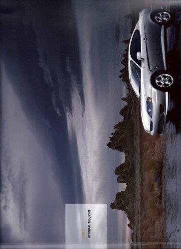 2005 Hyundai Tiburon Dealer Brochure