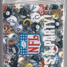 NFL -  IT'S A PARTY  - Invitation Count of 8 with envelopes