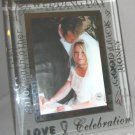 Wedding Day Glass Photo Frame 2x3 by DAVCO