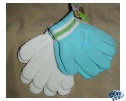 Toddler Magic Stretch Gloves - 2PK