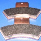 POLARIS BRAKES 01 DIESEL 455cc REAR BRAKE PADS #1-7047S