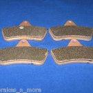 BRAKES 1998 - 2004 ARCTIC CAT ATV 400 2x4 & 4x4 FRONT BRAKE PADS 2-7063s