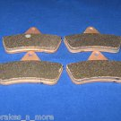 BRAKES 2002 ARCTIC CAT 375 2x4 & 4x4 AUTOMATIC TRANSMISSION ATV FRONT BRAKE PADS 2-7063s