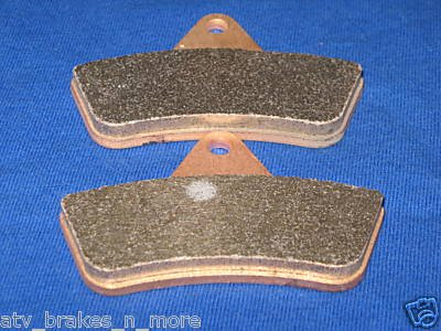 BRAKES 1998 - 2004 ARCTIC CAT 300 4x4 ATV REAR BRAKE PADS 1-7063s