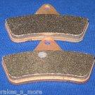 BRAKES 1999 - 2004 ARCTIC CAT 250 2x4 ATV REAR BRAKE PADS 1-7063s