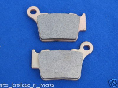 KTM BRAKES 04-07 XC / EXC 250 (Upside down forks) REAR BRAKE PADS #1-368