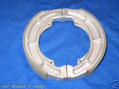 SUZUKI BRAKES 05- 08 LS 650 (Boulevard S40 650cc) REAR BRAKE SHOES 1-3305