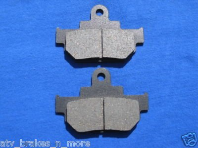 SUZUKI BRAKES 05-08 LS 650 (Boulevard S40 650cc) FRONT BRAKE PADS 1-3026