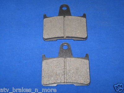 SUZUKI BRAKES 04 - 05 GSXR 600 GSXR600 REAR BRAKE PADS 1-5039K