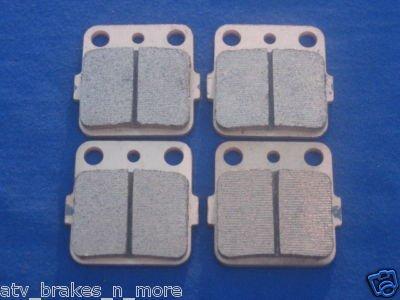 HONDA BRAKES 87-92 TRX250X 250X REAR BRAKE PADS #2-3030S