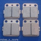 HONDA BRAKES 99 - 08 TRX 400EX TRX400EX FRONT BRAKE PADS #2-3030S