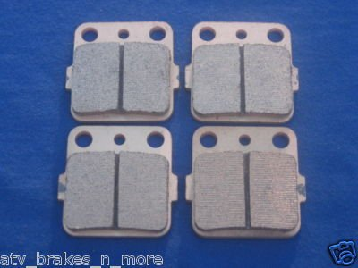 HONDA BRAKES 07 - 08 TRX420 TRX 420 RANCHER FRONT BRAKE PADS #2-3030S