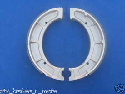 YAMAHA 83-85 YTM 200 TRI MOTO FRONT BRAKE SHOES PADS 1-2206
