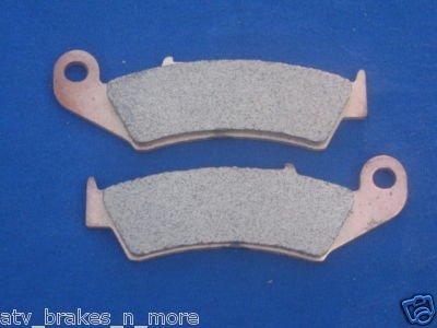 HONDA BRAKES 96-04 XR 250 R FRONT BRAKE PADS 1-185