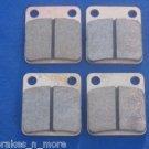 KAWASAKI BRAKES 97-02 PRAIRIE KVF300 300 FRONT BRAKE PADS #2-1012S