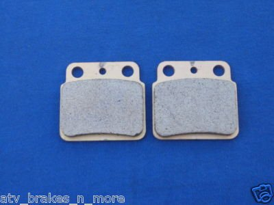SUZUKI BRAKES 87-92 LT250R 250R QUADRACER REAR BRAKE PADS #1-137
