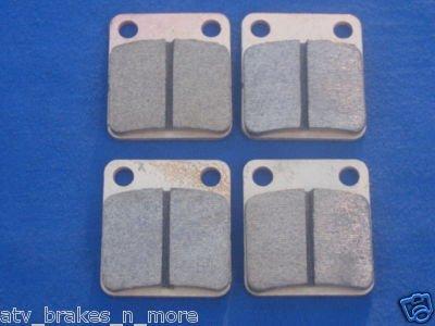 SUZUKI BRAKES 03-07 LT-F 500 VINSON QUADRUNNER 2X4 4X4 FRONT BRAKE PADS #2-54