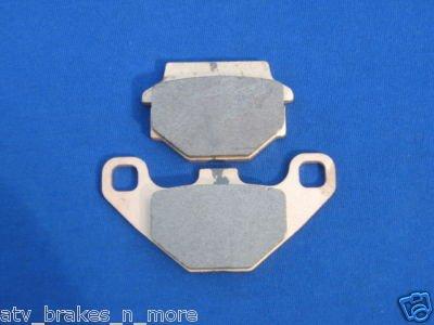 SUZUKI BRAKES 03-07 VINSON LT-A 500 VINSON 4X4 REAR BRAKE PADS #1-372