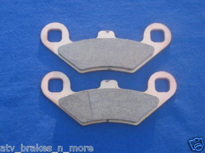 POLARIS BRAKES 2008 SPORTSMAN 700 X 2 REAR BRAKE PADS #1-7036S